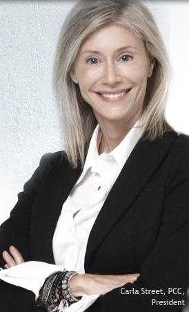 Carla Street, PCC, President